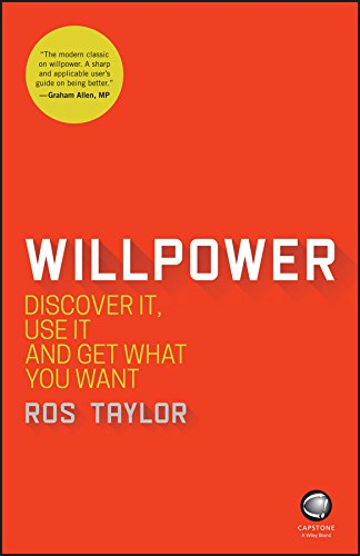 9780857087195: Willpower: Discover It, Use It and Get What You Want