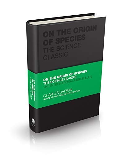 9780857088475: On the Origin of Species: The Science Classic (Capstone Classics)