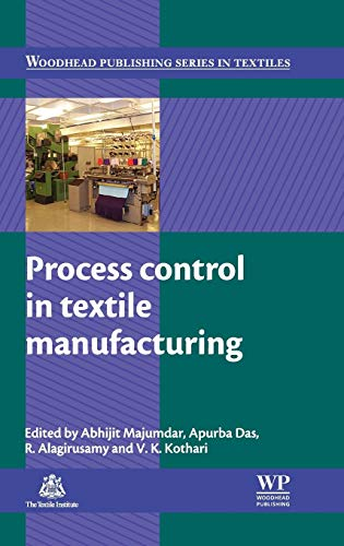 9780857090270: Process Control in Textile Manufacturing (Woodhead Publishing Series in Textiles)