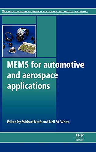 9780857091185: Mems for Automotive and Aerospace Applications (Woodhead Publishing Series in Electronic and Optical Materials)