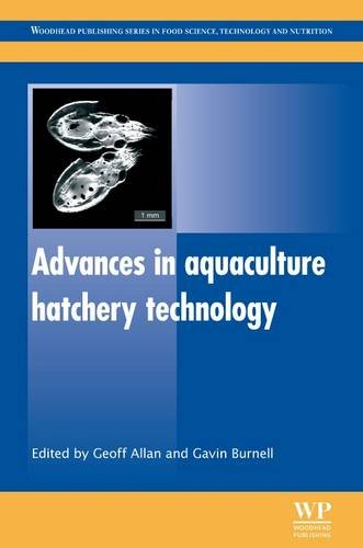 9780857091192: Advances in Aquaculture Hatchery Technology (Woodhead Publishing Series in Food Science, Technology and Nutrition)