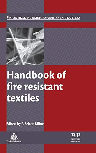 9780857091239: Handbook of Fire Resistant Textiles (Woodhead Publishing Series in Textiles)