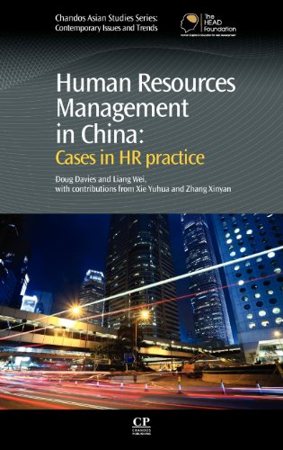 9780857091482: Human Resources Management in China: Cases in Hr Practice