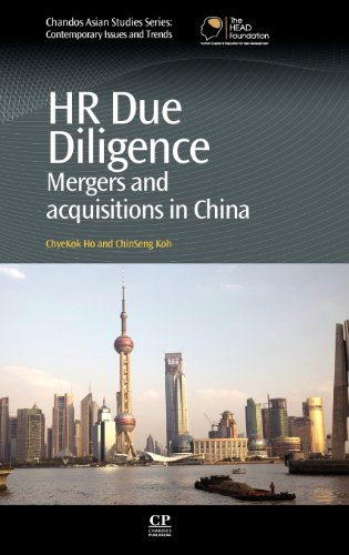 9780857091536: HR Due Diligence: Mergers and Acquisitions in China (Chandos Asian Studies)
