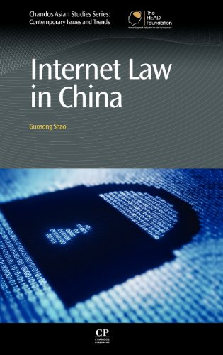9780857091598: Internet Law in China (Chandos Asian Studies)