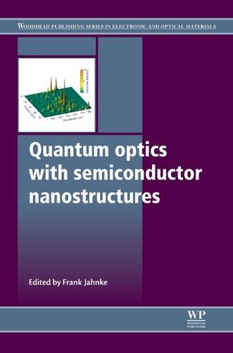 Quantum Optics with Semiconductor Nanostructures (Woodhead Publishing: Jahnke, F [Editor]
