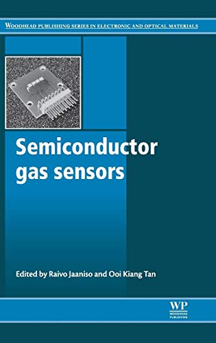 9780857092366: Semiconductor Gas Sensors (Woodhead Publishing Series in Electronic and Optical Materials)