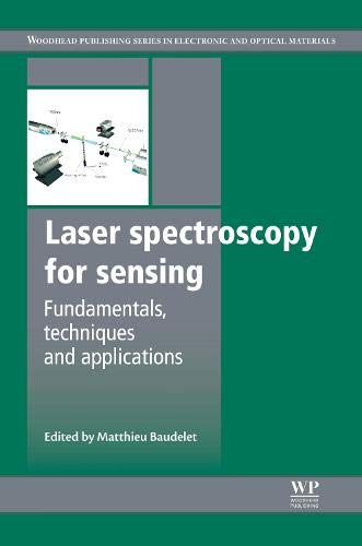 9780857092731: Laser Spectroscopy for Sensing: Fundamentals, Techniques and Applications (Woodhead Publishing Series in Electronic and Optical Materials)