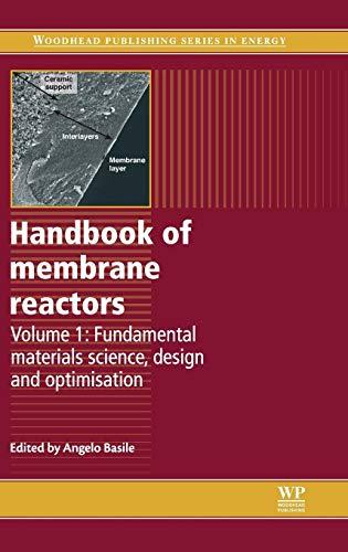 9780857094148: Handbook of Membrane Reactors: Fundamental Materials Science, Design and Optimisation (Woodhead Publishing Series in Energy)