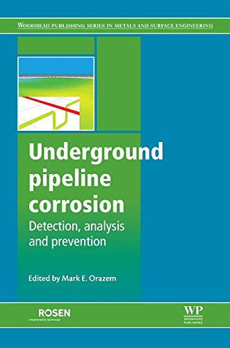 9780857095091: Underground Pipeline Corrosion