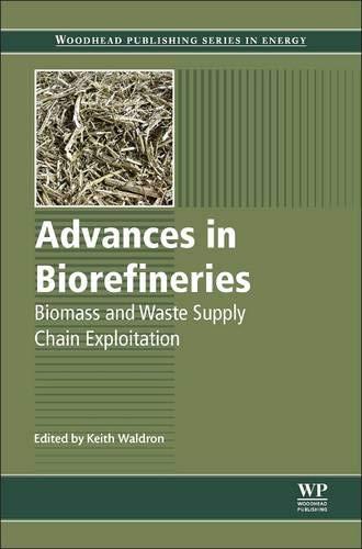 9780857095213: Advances in Biorefineries: Biomass and Waste Supply Chain Exploitation