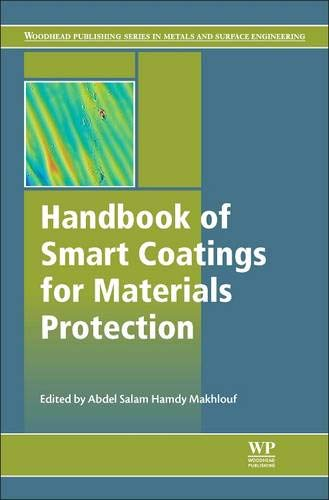 9780857096807: Handbook of Smart Coatings for Materials Protection