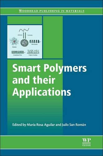 9780857096951: Smart Polymers and their Applications (Woodhead Publishing in Materials)