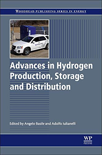 9780857097682: Advances in Hydrogen Production, Storage and Distribution (Woodhead Publishing Series in Energy)