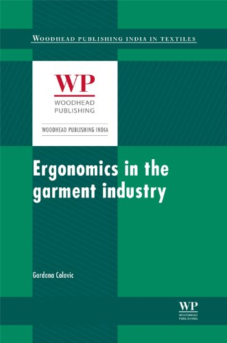 9780857098221: Ergonomics in the Garment Industry