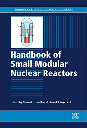 9780857098511: Handbook of Small Modular Nuclear Reactors (Woodhead Publishing Series in Energy)