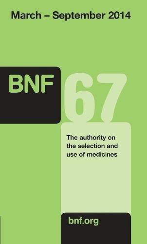 9780857110862: British National Formulary 67 (Bnf)