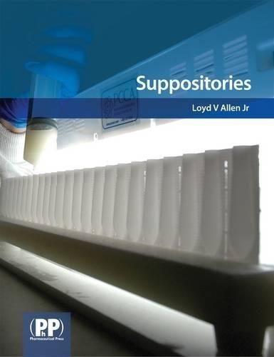 9780857110930: Suppositories