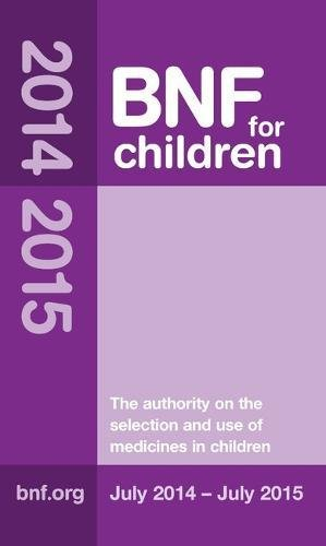 9780857111364: BNF for Children 2014 - 2015