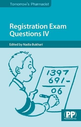 9780857111555: Registration Exam Questions: 4