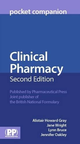 9780857111579: Clinical Pharmacy Pocket Companion