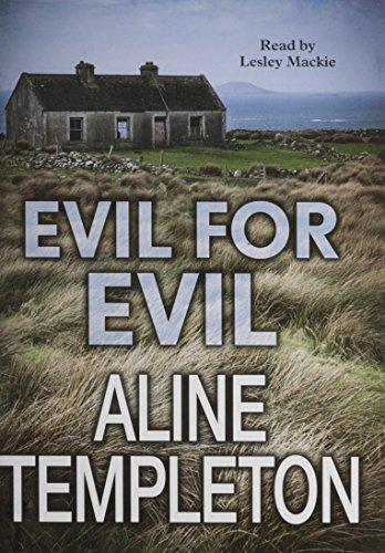 Evil for Evil (Audio cassette): Aline Templeton