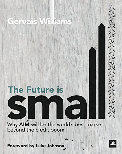 9780857194206: The Future Is Small: Why Aim Will Be the World's Best Market Beyond the Credit Boom