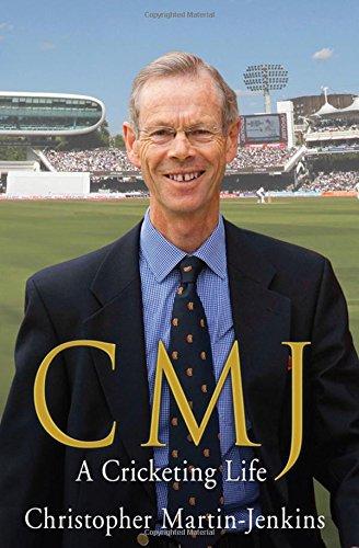 9780857200822: CMJ: A Cricketing Life