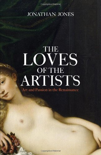 9780857203205: The Loves of the Artists