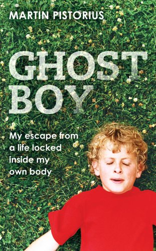9780857203311: Ghost Boy. Martin Pistorius with Megan Lloyd Davies
