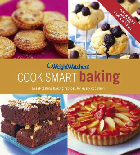 9780857204516: Weight Watchers Cook Smart Baking