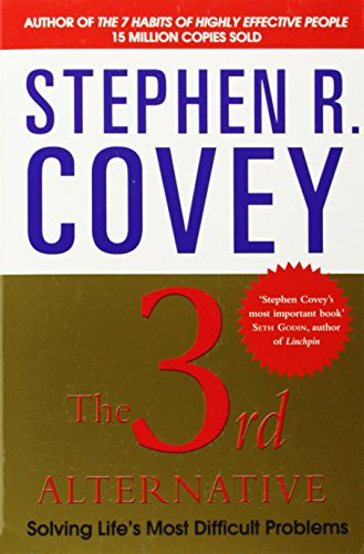 The Third Alternative (0857205153) by Stephen R. Covey