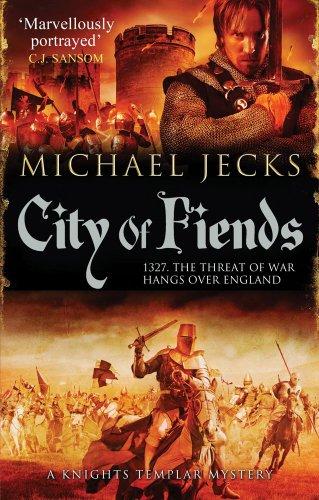 9780857205223: City of Fiends (Knights Templar)