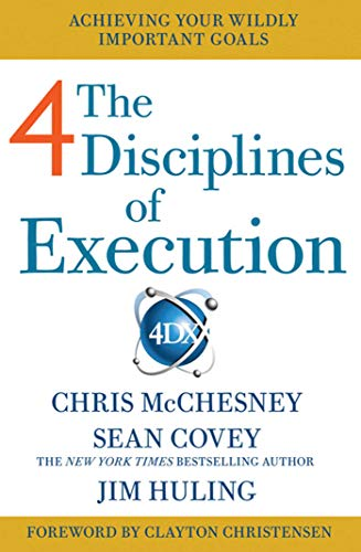 9780857205827: 4 Disciplines of Execution: Getting Strategy Done. by Sean Covey