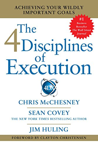 9780857205834: 4 Disciplines of Execution: Getting Strategy Done