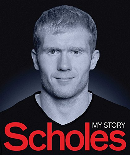 [signed] Scholes: My Story. (signed)