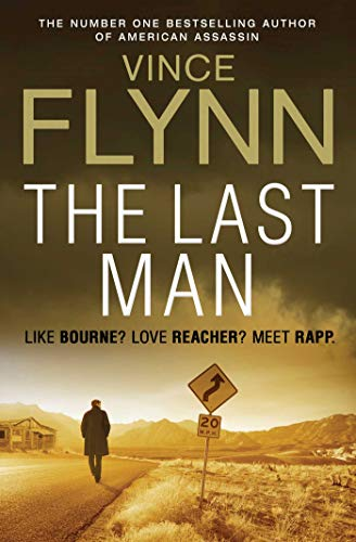 9780857208736: The Last Man (The Mitch Rapp Series)