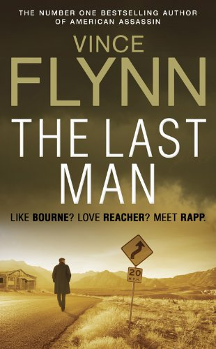 9780857208743: The Last Man (The Mitch Rapp Series)