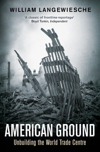 9780857209092: American Ground: Unbuilding the World Trade Center