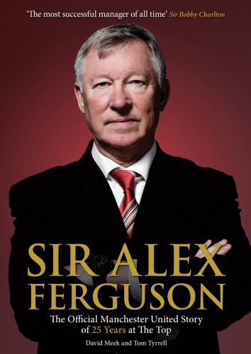 9780857209160: Sir Alex Ferguson: The Official Manchester United Celebration of 25 Years at Old Trafford