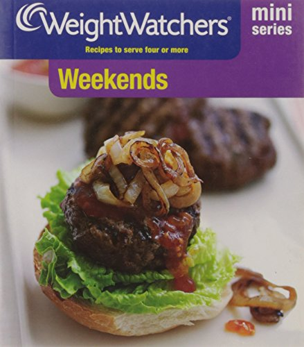 Weight Watchers Mini Series: Weekends (0857209361) by Weight Watchers