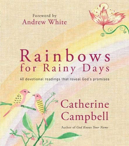 9780857212894: Rainbows for Rainy Days: 40 Devotional Readings that Reveal God's Promises