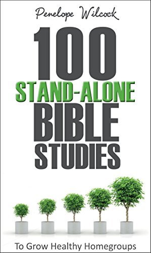 100 Stand-Alone Bible Studies (Paperback): Penelope Wilcock