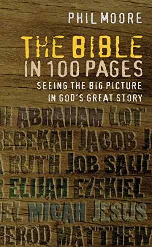 The Bible in 100 Pages: Seeing The: Moore, Phil