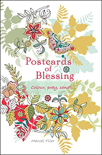 9780857217332: Postcards of Blessing: Colour, Pray, Send!