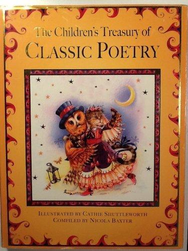 9780857231949: The Children's Treasury of Classic Poetry