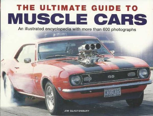 9780857235367: THE ULTIMATE GUIDE TO MUSCLE CARS