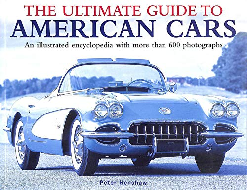 9780857235466: The Ultimate Guide to American Cars
