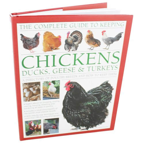 9780857235510: The Complete Guide To Keeping Chickens Ducks Geese And Turkeys