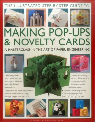 9780857237996: The Illustrated Step-by-Step Guide to Making Pop-Ups & Novelty Cards: A Masterclass In The Art Of Paper Engineering